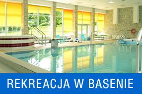 Rekreacja w basenie